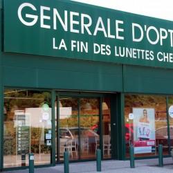 Photo de façade du magasin Générale d'Optique